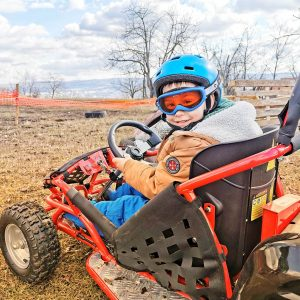 ELECECTRIC BUGGY FOR KIDS